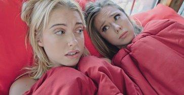 XXX Challenge - Chloe Cherry and Haley Reed
