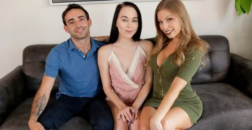 Picture Perfect Family - Bambi Black and Britney Amber
