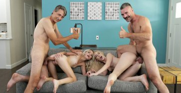 Swapping Daughters: Emma Starletto, Kate Bloom